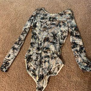 Monaco bodysuit